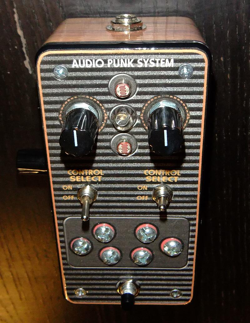 atari punk console  u0026quot apc 2600 u0026quot  circuit bent analog synth w